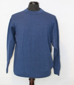 MG Australian Merino Fisher Knit Crew Neck Jumper