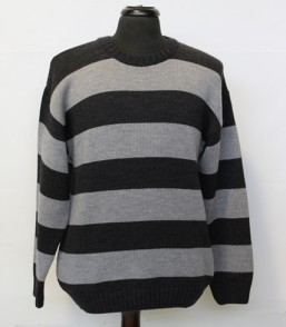 MG Australian Merino Mens Stripe