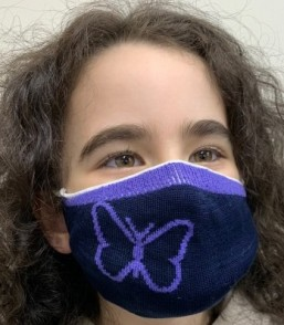 MG Australian Made Face Masks 100% Cotton (Kids/Teenagers)