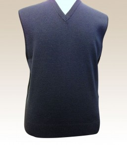 MG Men 100% Wool Corporate Sleeveless Vest
