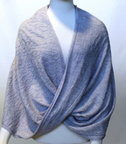 MG Fine Australian Merino Light Weight Shrug