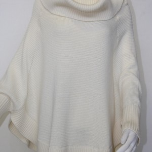 MGW1401 Ladies Poncho with Sleeves